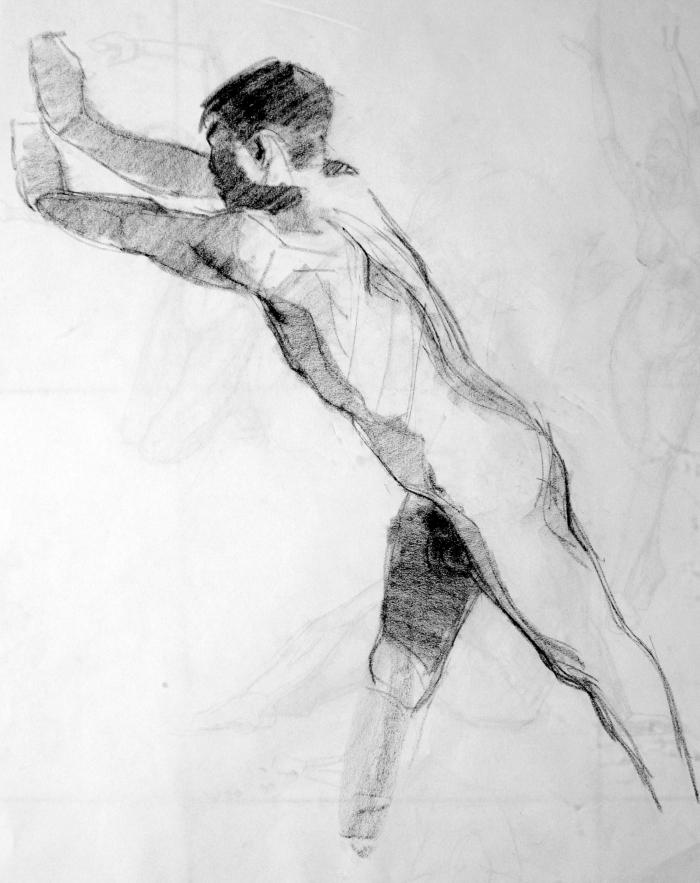 conte, 62x48 cm, 2013