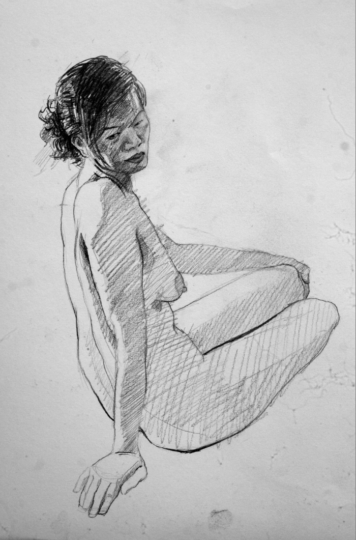 graphite, 32x23 cm, 2009