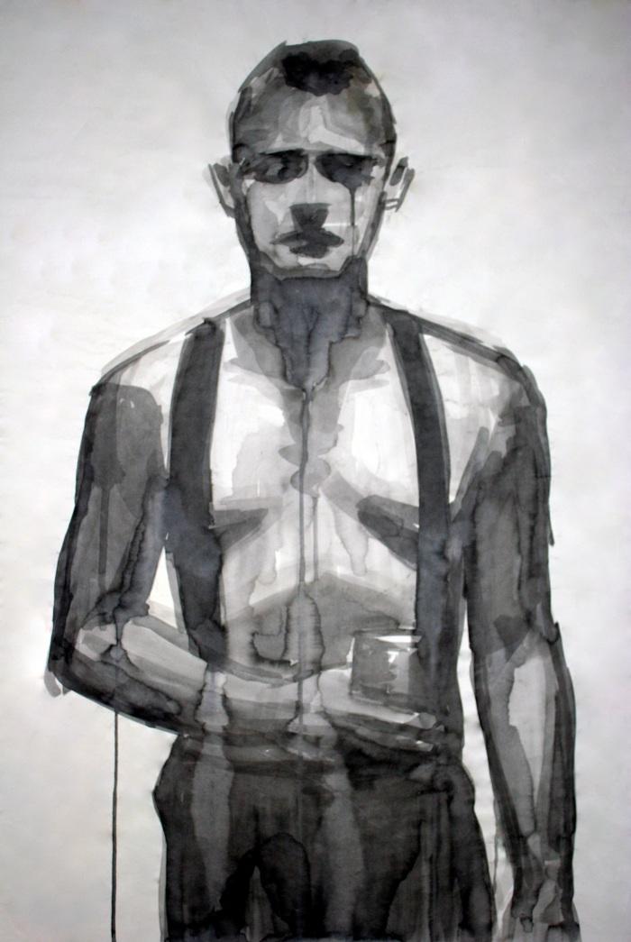 ink, 90x60 cm, 2010
