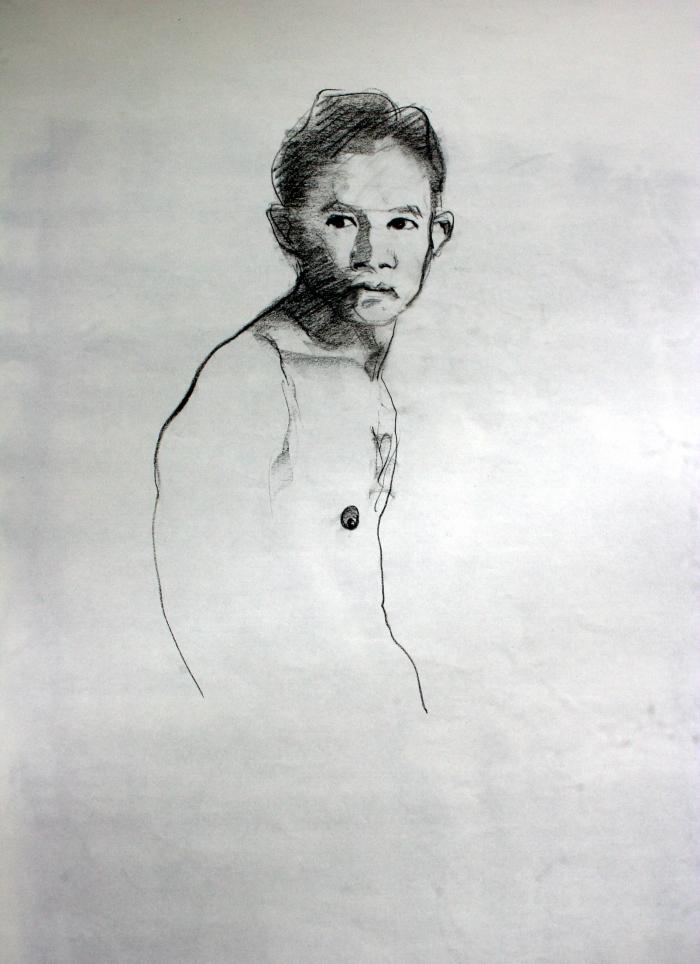 conte, 75x55 cm, 2014