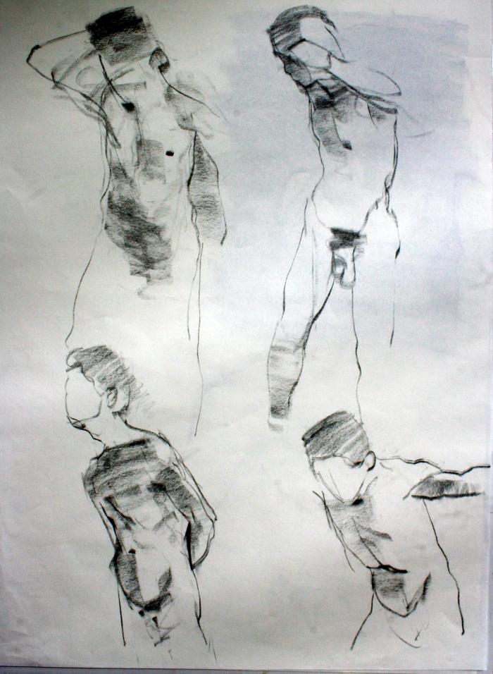 conte, 80x60 cm, 2014